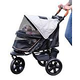 Pet Gear AT3 Summit Grey No Zip Pet Stroller