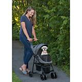 Pet Gear Happy Trails Dark Platinum Pet Stroller