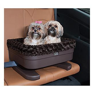 Pet Gear Bucket Seat Booster with Chocolate