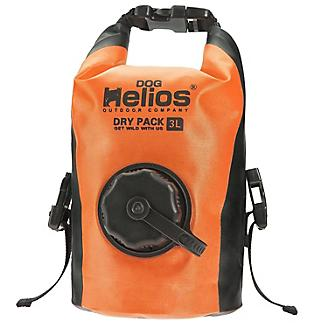 Helios Grazer Travel Dry Food Dispenser Bag