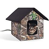 KH Mfg RealTree Thermo Outdoor Camo Kitty House