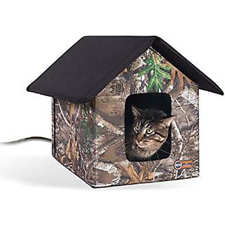 KH Mfg RealTree Thermo Outdoor Camo Kitty House