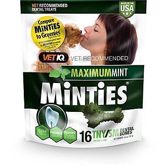 VetIQ Minties Tiny/Small Dog Dental Treats