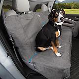 Kurgo Heather No-Slip Grip Bench Seat Cover