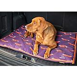 Digby and Fox Plum Fox Waterproof Dog Bed