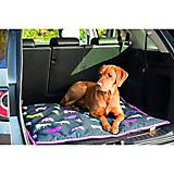 Digby and Fox Cow Print Waterproof Dog Bed