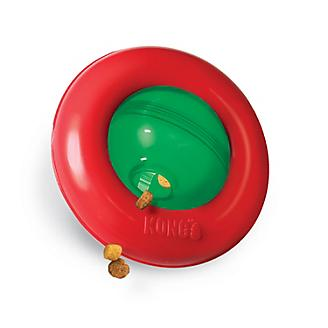 KONG Holiday Gyro Small Dog Toy