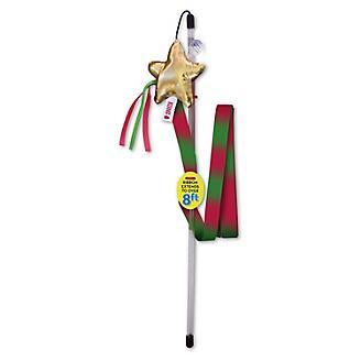 KONG Holiday Teaser Stellar Cat Toy