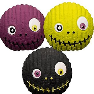 Hugglehounds Zombie Ball Ruff Tex Dog Toy