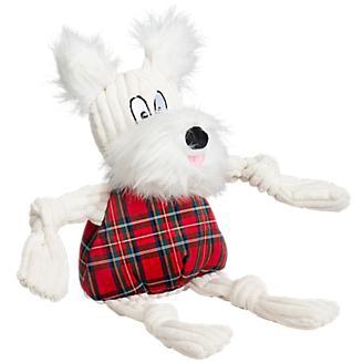 Hugglehounds Whiskey Westie Knottie Dog Toy