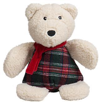 Hugglehounds Chubbie Buddie Polar Bear Toy
