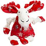 Hugglehounds Glitz Moose Knottie Dog Toy