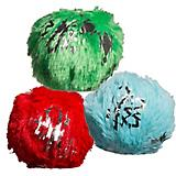 Hugglehounds Glitz HuggleKat Assorted Cat Toy