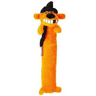 Halloween Loofa Witch Dog Toy 12in