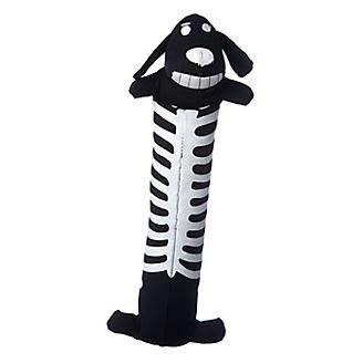 Halloween Loofa Skeleton Dog Toy 12in