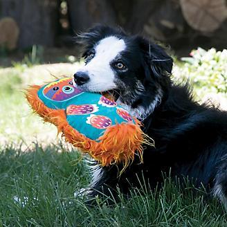 KONG Roughskinz Suedez Dog Toy