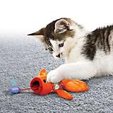 KONG Crackles Gulpz Cat Toy
