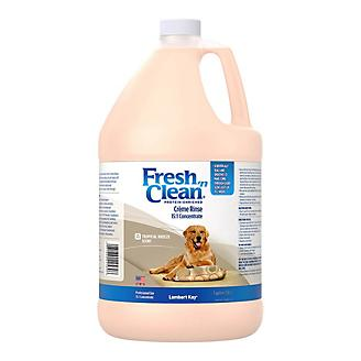 Fresh N Clean Creme Rinse Tropical Breeze Gallon
