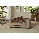 Enchanted Home Pet Surrey Beige Pet Sofa Bed