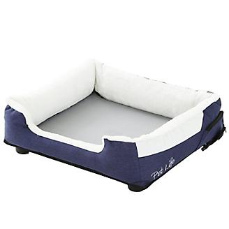 Pet Life Dream Smart Navy Pet Bed