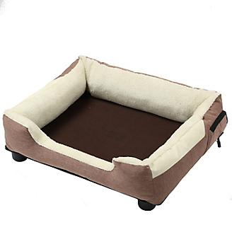 Pet Life Dream Smart Mocha Brown Pet Bed