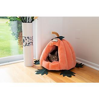 Armarkat Pumpkin Shape Cat Bed
