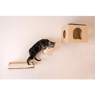 Armarkat Wall Series Cat Tree w/Condo/Perches