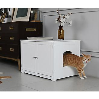 Merry Products Kitty Litter Loo Bench