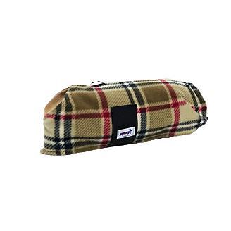 Snugpups London Camel Fleece Dog Coat