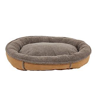 Carolina Pet Saddle Ortho Round Comfy Cup Bed