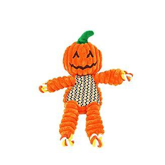 KONG Halloween Pumpkin Floppy Knots Dog Toy