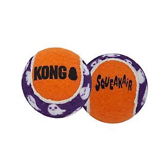 KONG Halloween Ghost SqueakAir Ball Dog Toy 3 Pack