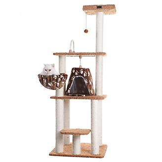 Armarkat A6403 Pressed Wood Kitty Tower