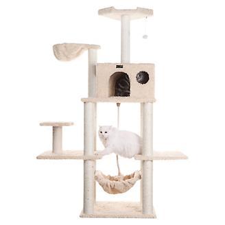 Armarkat A6901 Multi Level Cat Tree w/Hammock Bed