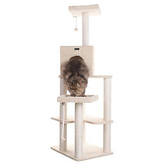 Armarkat A6902 Beige Cat Tower and Condo