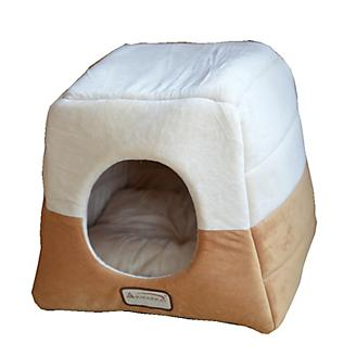 Armarkat 2 in 1 Cave Shape Cat Bed