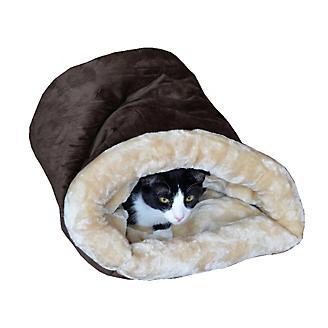 Armarkat Mocha Soft Cave Cat Bed