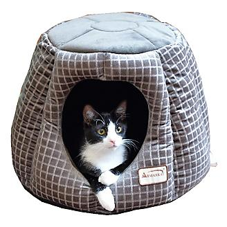 Armarkat Bronze/Silver Cave Cat Bed