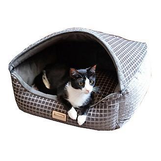 Armarkat Bronze/Silver Cuddle Cave Cat Bed