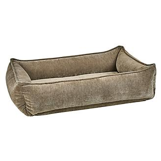 Bowsers Bark Chenille Urban Lounger Dog Bed