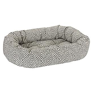 Bowsers Diamondback Woven Donut Dog Bed