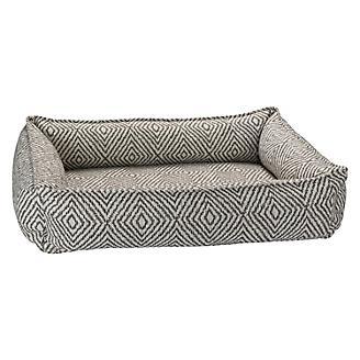 Bowsers Diamondback Woven Urban Lounger Dog Bed