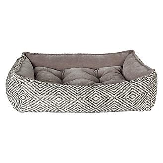 Bowsers Diamondback Woven Scoop Dog Bed