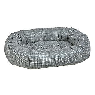 Bowsers Hampton Woven Donut Dog Bed