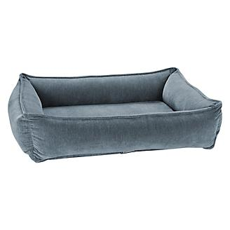 Bowsers Mineral Chenille Urban Lounger Dog Bed