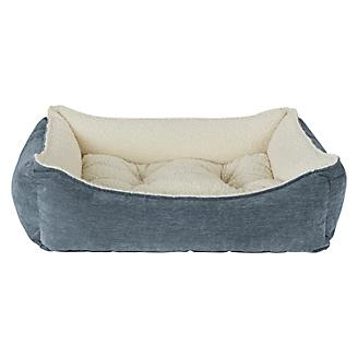Bowsers Mineral Chenille Scoop Dog Bed