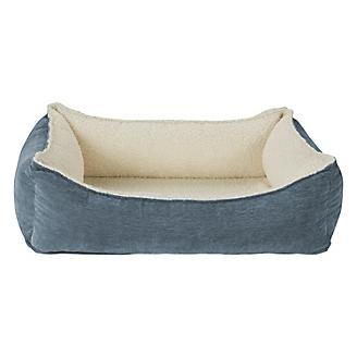 Bowsers Mineral Chenille Oslo Ortho Dog Bed