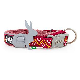 Hurtta Razzle Dazzle Beetroot Dog Collar