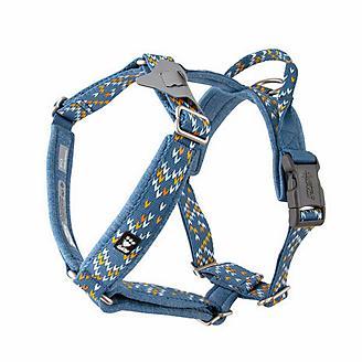 Hurtta Razzle Dazzle Bilberry Y Dog Harness