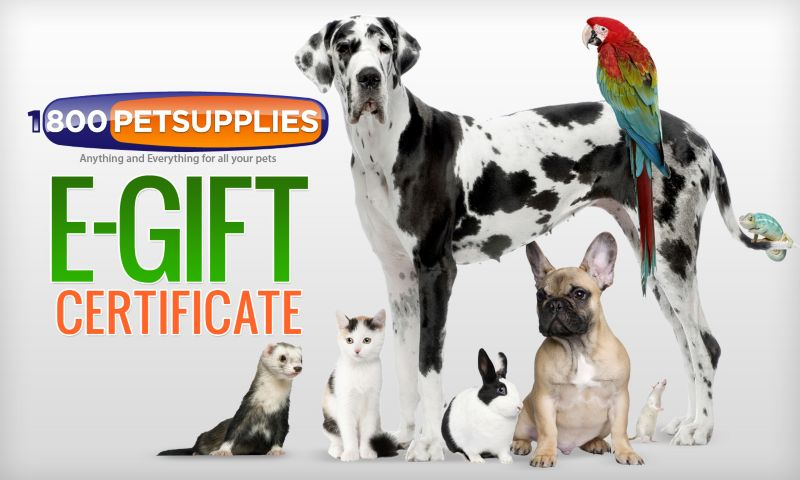 Petsupplies.com Gift Certificate $200 GiftCertific